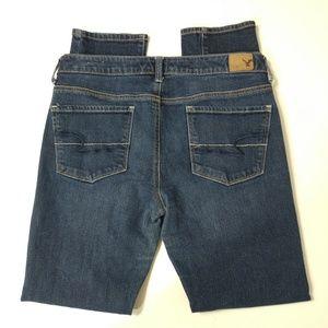 American eagle skinny jeans size 8 regular